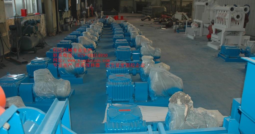 泥浆搅拌器批量生产